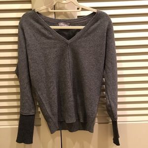 Sweaters - Grey sweater from Nordstrom